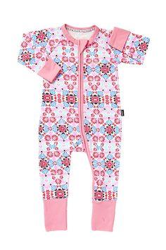Bonds Zip Wondersuit | Baby Sleepwear Wondersuits | BZBVA