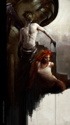 Hot Illustrations by Bastien Lecouffe Deharme