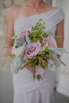 #lavender | Classic Vintage Wedding at Stone Mill Inn from Alyssa Alkema Photography  Read more - http://www.stylemepretty.com/canada-weddings/2013/11/08/classic-vintage-wedding-at-stone-mill-inn-from-alyssa-alkema-photography/