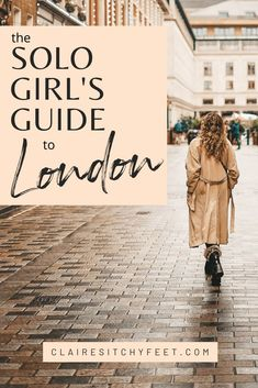 Looking for things to do in London alone? In this Solo guide to London I share with you some of the best things to see, do, and eat in London as well as where to stay in London. Things To Do Alone, Things To Do In London, Where To Eat London, Uk And Ie Destinations, Holiday Destinations, London Places, Girl Guides, Solo Travel, Travel Tips