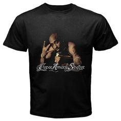 Tupac Shakur tshirt Size S M L XL 2XL  3XL 4XL and 5XL | butikonline83 - Clothing on ArtFire $18