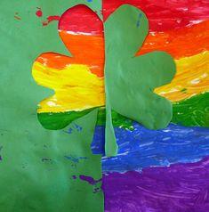 Art. Paper. Scissors. Glue!: St. Patrick's Day Projects