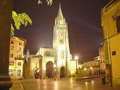 Catedral de Oviedo en San Salvador