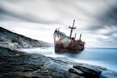 ShipWrecks on Behance