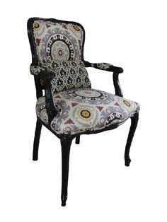 Black Elegant chair
