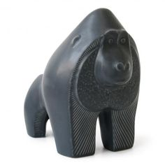 ceramic gorilla @Jonathan Nafarrete Adler #fairtrade  #FairTuesday Gifts for the art lover!  Seriously... how awesome is this?  I freakin love Jonathan Adler.