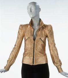 Jacket Barbara Hulanicki (Biba) about 1970 and 1968