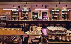 America food court by Studio Dan Troim, Tel-Aviv – Israel » Retail Design Blog