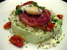 Baby Iceberg #Salad from BLT Steak New York #NYC #restaurant