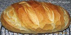 Katica konyhája: Zürich-i kenyér, ahogy én készítem >>> Züricher Brot Zurich, Bread Recipes, Cooking Recipes, Croissant Bread, Our Daily Bread, Hungarian Recipes, Bread And Pastries, Challah, How To Make Bread