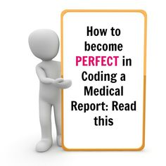 checkout how to code a sample report and become perfect in coding a medical report without any training and coding certification. Medical Coding Classes, Medical Coding Certification, Medical Coder, Medical Memes, Medical Billing And Coding, Medical Terminology, Medical Facts, Medical Assistant, Coding Training