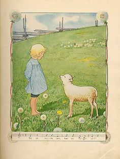 Elsa Beskow : 'Mors lilla Olle and other Songs by A.T.' Stockholm, 1903