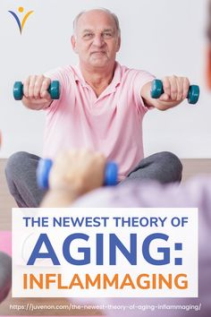 The Newest Theory of Aging: Inflammaging Theories Of Aging, Science Today, Metabolic Syndrome, Things Under A Microscope, Oxidative Stress, Healthy Aging, Bedtime Routine, Scientists