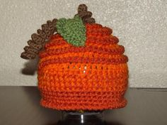 Works as a pumpkin, a firecracker, a beehive, a earflap hat, a cupcake hat, a Christmas tree, and could even be modified into a stocking cap! - Swirly Whirly Firecracker Hat