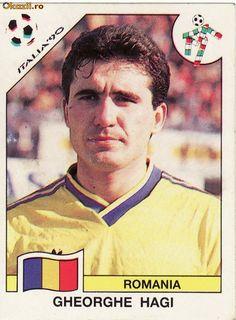 GHEORGHE HAGI Romania (1990)
