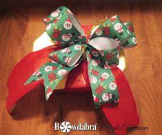 Christmas Crafts   Christmas DIY Gifts Making   Bowdabra Bows Christmas Ribbon, Christmas In July, Diy Christmas Gifts, Christmas Decorations, Holiday Decor, Diy Gifts, Unique Gifts, Best Gifts, Bow Making Tutorials