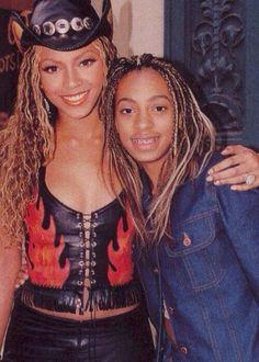 Beyoncé e Solange. Irmãs sempre unidas.