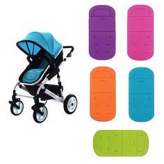 Baby Stroller//Car Cushion Mat Foam Cotton Cushion Baby Stroller Accessories Inner Liner Stroller Liners Deep Red