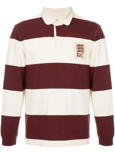 Kent & Curwen Striped Polo Shirt In Red Striped Polo Shirt, Long Sleeve Tee Shirts, Size Clothing, Nike Jacket, Sportswear, Polo Ralph Lauren, Menswear, Mens Fashion, Mens Tops