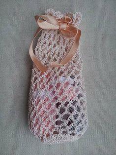 Sacchettino crochet
