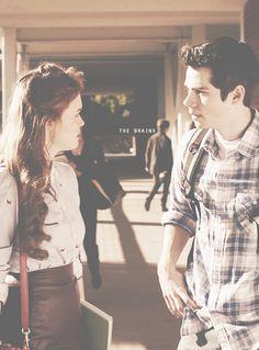 Teen Wolf - Lydia & Stiles i totally ship them- Stydia