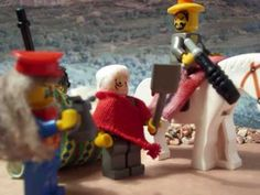 """Lego Pancho Villa and his Soldaderas"" (Episode 1)"