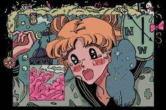 Sailor Moon Manga, Eggs, Victoria, Cute, Anime, Instagram, Kawaii, Egg, Cartoon Movies