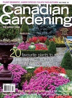 [bl] canadian gardening magazine (fall 2009)