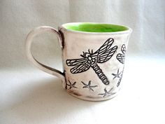 Hey, I found this really awesome Etsy listing at https://www.etsy.com/listing/199604005/dragonfly-ceramic-mug-large-tea-cup
