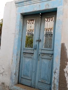 The colourful Greek Island of Patmos. Read more on www.thewanderbug.com