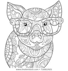 Animal Coloring Sheets For Adults Gallery adult coloring pagebook a pigzen style art illustration Animal Coloring Sheets For Adults. Here is Animal Coloring Sheets For Adults Gallery for you. Animal Coloring Sheets For Adults adult coloring pageboo. Free Adult Coloring Pages, Animal Coloring Pages, Coloring Pages To Print, Printable Coloring Pages, Coloring Pages For Kids, Coloring Sheets, Coloring Books, Free Coloring, Doodle Coloring