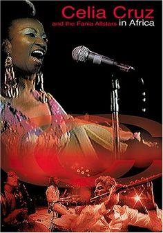 Celia Cruz and the Fania Allstars in Africa [DVD]