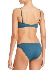 60adecc892334 Milly St. Lucia Vita Italian Solid Swim Bikini Bottom
