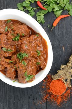 Traditional Rajasthani Laal Maas Recipe. So delicious.