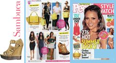 The MLE Sambuca in the July 2012 edition of People Style Watch!