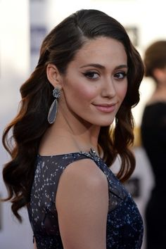 Emmy Rossum....love her shes so beautiful!!