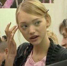Pretty People, Beautiful People, Goth Make Up, Grunge, Gemma Ward, Babydoll, Jolie Photo, Looks Cool, High Fashion