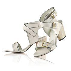 Lisinda- Chic anklewrap sandal #isolashoes