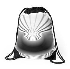 Drawstring Bags by dahleea Drawstring Bags, 2d, Chiffon Tops, Framed Prints, Backpacks, Stuff To Buy, Women's Backpack, Backpack, Backpacker