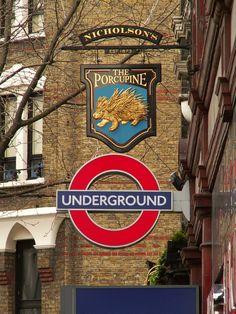 "London Metro....hear ringing in my ears  ""Mind the Gap"""""""""
