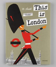 Take a look at this This Is London Hardcover by Random House on #zulily today!