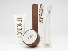 Fruits & Passion #Coconut #package #design by #lg2boutique
