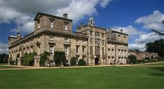The East front view of Wilton House, the ancestral home of the Earls of Pembroke and the meeting place of Mary Herbert, Countess of Pembroke's literary salon, the 'Wilton Circle.' After a devastating fire in 1647, Wilton was largely rebuilt, so very little of its Tudor architecture survives. Photo by Mike Searle.