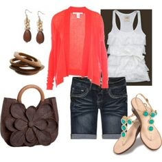 Cute Fashion Trends awesome site! http://www.thewomentalk.com/30-cute-stylish-summer-outfits-dresses-for-teens/2