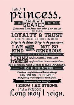 I Am a Princess by certainasthesun
