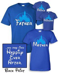 FAMILY VACATION SHIRTS. Disney Themed Family Vacation Shirts. Cute Family Reunion Shirts! by MeowTangClan on Etsy