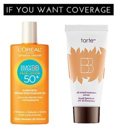 Your Foolproof Guide To SPF | theglitterguide.com