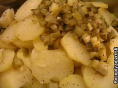 Slovenský zemiakový šalát Macaroni And Cheese, Ethnic Recipes, Food, Cooking, Mac And Cheese, Essen, Meals, Yemek, Eten