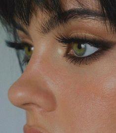 Edgy Makeup, Makeup Eye Looks, Eye Makeup Art, Cute Makeup, Pretty Makeup, Skin Makeup, Makeup Inspo, Makeup Inspiration, Beauty Makeup