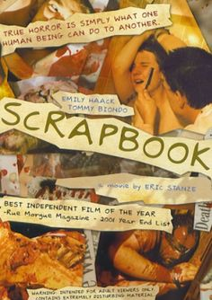 Scrapbook(2000) - Click on the photo to watch the film Movie Website, First Humans, Independent Films, Horror Movies, I Movie, Snack Recipes, Scrapbook, Ethnic Recipes, Food